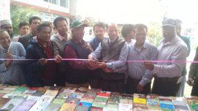 মৌলভীবাজারে সুহৃদ সমাবেশের তিনদিন ব্যাপী বই মেলার উদ্বোধন