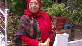 বিনা প্রতিদ্বন্দিতায় নির্বাচিত হলেন সৈয়দা জোহরা  আলাউদ্দিন
