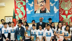 Bangabandhu's 99th birth anniversary held in Tashkent