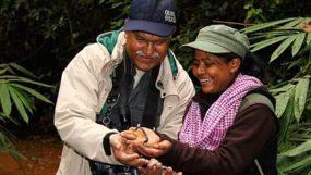 না ফেরার দেশে বন্যপ্রাণী গবেষক তানিয়া খান