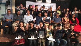 মৌলভীবাজারে চলচ্চিত্র নির্মাণ কর্মশালার সমাপনী ও সনদ বিতরণ