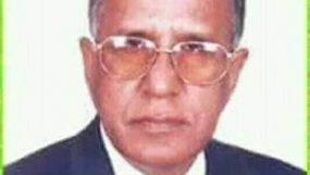সাবেক মন্ত্রী  বিএনপি নেতা আমিনুল হক মারা গেছেন