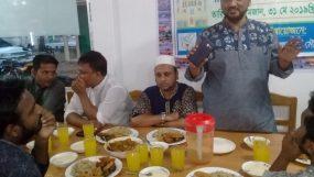 মৌলভীবাজারে ইয়ুথ জার্নালিষ্ট ফোরামের ইফতার মাহফিল অনুষ্ঠিত
