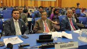 বাংলাদেশ দুর্নীতির বিরুদ্ধে যুদ্ধ ঘোষণা করেছে :আইন মন্ত্রী