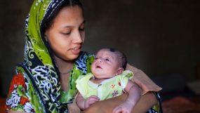 শিশুর মৃত্যুর হার ৬৩ শতাংশ কমিয়ে এনেছে বাংলাদেশ