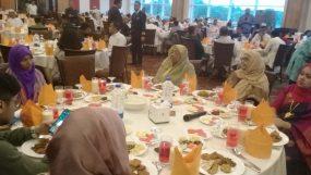 বিশিষ্টজনদের সম্মানে অলিলা গ্রুপের  ইফতার মাহফিল অনুষ্ঠিত