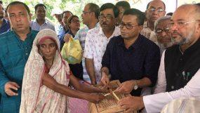 মৌলভীবাজারে দূর্গতদের জন্য ৬৫০ মেট্টিক টন চাল বরাদ্দ