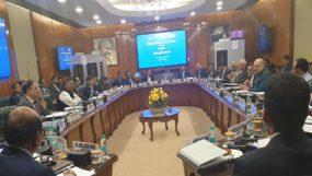 বাংলাদেশ-ভারতের মধ্যে স্বরাষ্ট্রমন্ত্রী পর্যায়ে বৈঠক শুরু