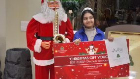 Merry Christmas celebrated at Sylhet Division