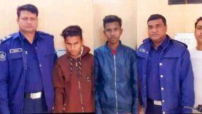 শ্রীমঙ্গলে আলোচিত স্কুল ছাত্র হত্যার ঘটনায় জড়িতদের ২৪ ঘন্টার মধ্যে আটক করলো পুলিশ