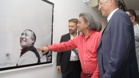 Photography exhibition titled 'Joy Bangabandhu'