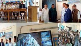 সিংকাপন আপ্তাব উদ্দিন উচ্চ বিদ্যালয়ে সি.সি ক্যামেরা