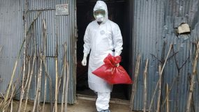 COVID-19 protective gear is a global concern