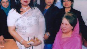 সিমকী খানের চোখে বেগম খালেদা জিয়া