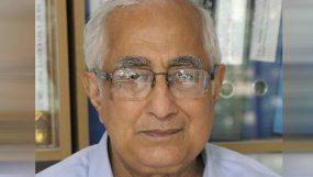 অধ্যাপক জামিলুর রেজা চৌধুরী আর আমাদের মাঝে নেই