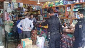 মৌলভীবাজারে  ৩ প্রতিষ্ঠানকে  ভ্রাম্যমান আদালতের  অর্থদন্ড!