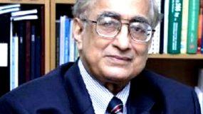 অধ্যাপক জামিলুর রেজা চৌধুরী সততার আদর্শ