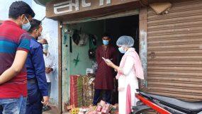 মৌলভীবাজার-কুলাউড়ায় মাস্ক না পড়ায় ভ্রাম্যমান আদালতের জরিমানা!