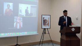 seminar on Kazi Narzul Islam in Tashkent