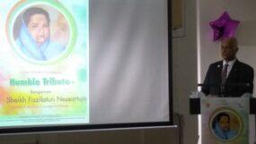 তাসখন্দে বঙ্গমাতার  ৯০তম জন্মবার্ষিকী পালিত