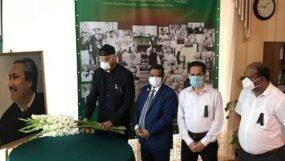 জাতীয় শোকদিবসে বাংলাদেশ দূতাবাস, তাসখন্দ