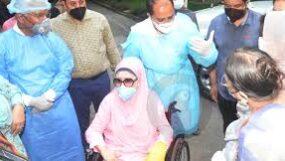 খালেদা জিয়ার মুক্তির মেয়াদ বৃদ্ধির আবেদন স্বাস্থ্যের অবস্থা বিবেচনা করে সিদ্ধান্ত:আইনমন্ত্রী