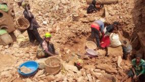 কঙ্গোতে স্বর্ণ খনি ধসে ৫০ জন প্রাণ হারিয়েছে