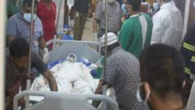 নারায়ণগঞ্জের এসি বিস্ফোরণে ১৭ জনের মৃত্যুর খবর পাওয়া গেছে