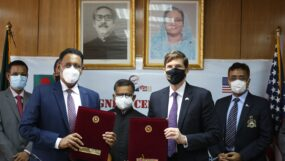 US and Bangladesh Sign Open Skies Air Transport Agreement