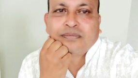 লম্বা কালো নিশি