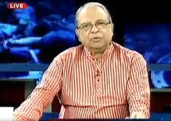 গণমাধ্যম ব্যক্তিত্ব  মাহফুজউল্লাহ মারা গেছেন