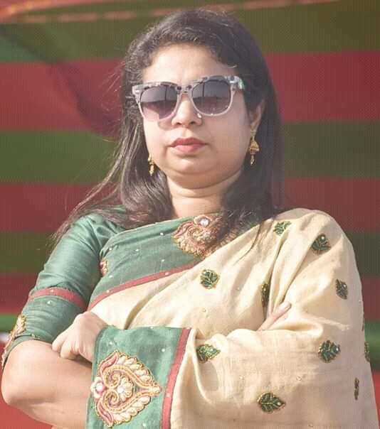মৌলভীবাজারের প্রথম নারী জেলা প্রশাসক বেগম  নাজিয়া শিরিন