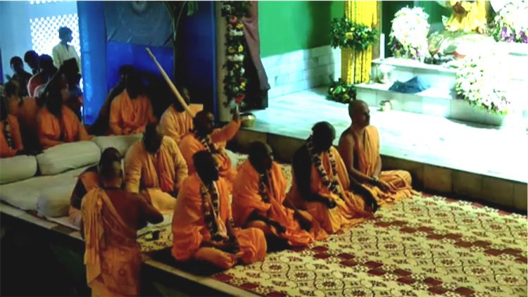 Bhaktivedanta School inaugurates at Sylhet