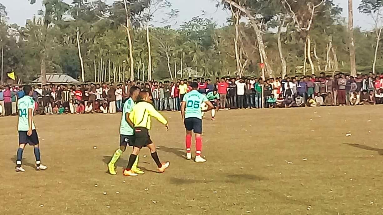 শ্রীমঙ্গলে চেয়ারম্যান প্রীতি ফুটবল টুর্ণামেন্টের ফাইনাল অনুষ্ঠিত