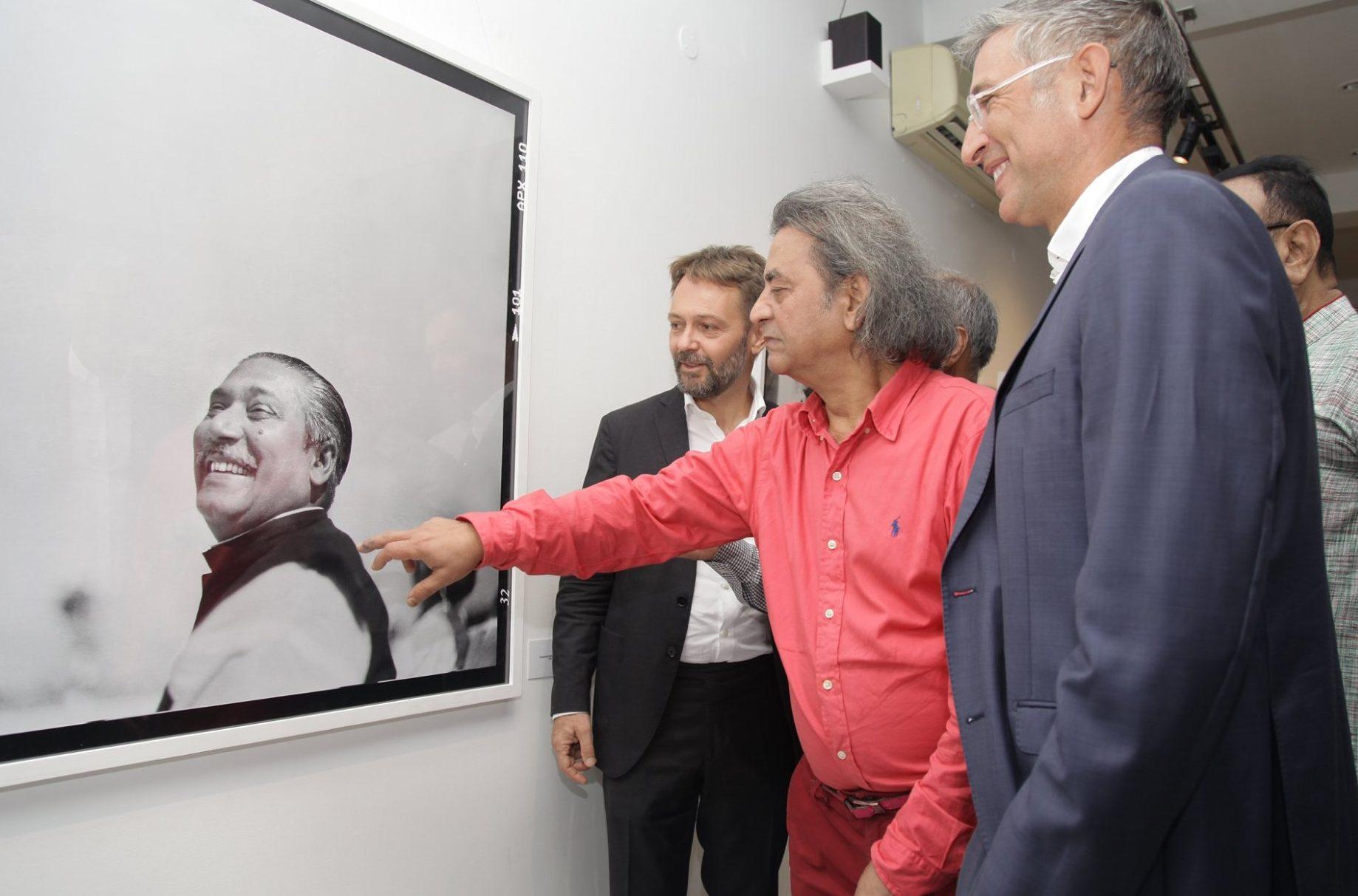 Photography exhibition titled 'Joy Bangabandhu'