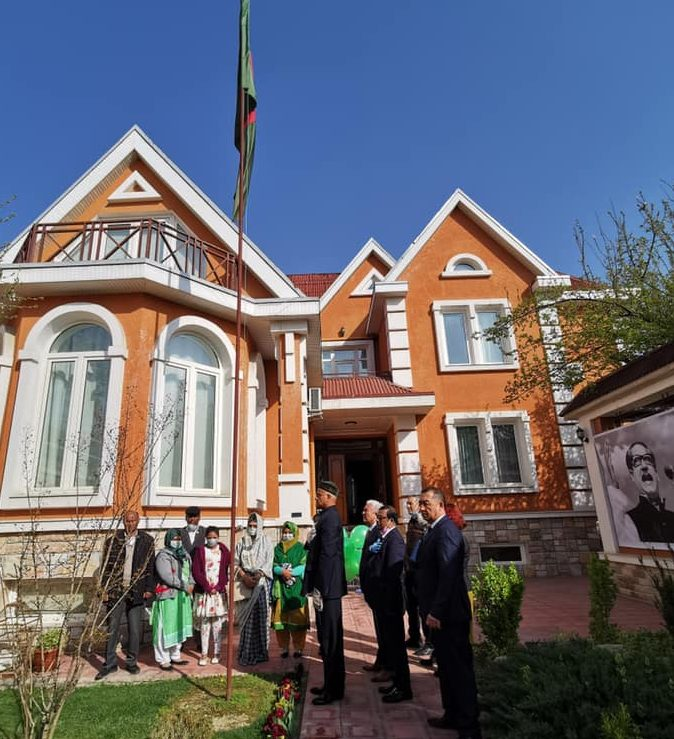 Tashkent observed the 50th National & Independence Day of Bangladesh