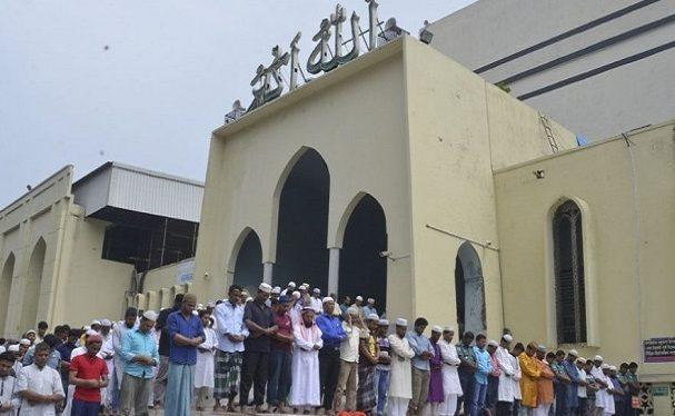 বিদেশ ফেরত  ও অসুস্থ ব্যক্তিদের মসজিদে যেতে বিরত করা হয়েছে