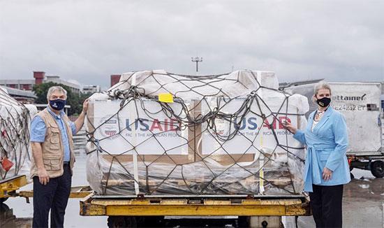 করোনা মোকাবিলায় বাংলাদেশের জন্য ১০০টি ভেন্টিলেটর পাঠিয়েছে যুক্তরাষ্ট্র