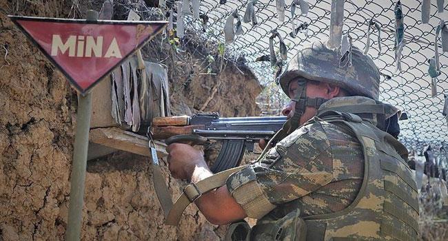 সাতটি এলাকা মুক্ত করেছে আজারবাইজানের সেনাবাহিনী