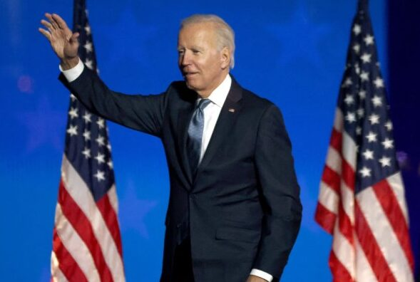 Joe Biden moved closer to victory, way to White  House