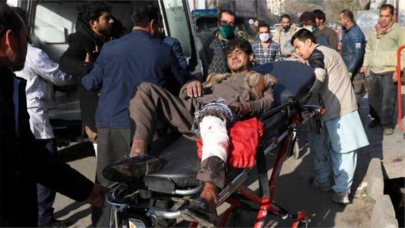 আফগানিস্তানে গাড়ি বোমা হামলায় সরকারি বাহিনীর ৩০ জন নিহত