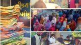 তৌফিকা করিমের নেতৃত্বে কুমিল্লা ও রংপুরে শীতার্তদের কম্বল বিতরণ