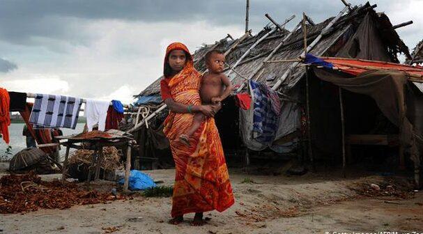 জলবায়ু পরিবর্তন : দুর্যোগে বেশি ক্ষতিগ্রস্ত নারী