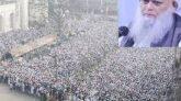 বায়তুল মোকাররম প্রাঙ্গণে লাখো মানুষের অংশগ্রহণে কাসেমীর জানাজা সম্পন্ন