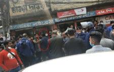 মৌলভীবাজারে পলিটেকনিক শিক্ষার্থীদের শান্তিপূর্ণ আন্দোলনে বাঁধা দেয়ার অভিযোগ