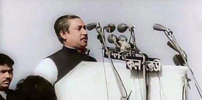 Bangabandhu's 7 March Speech: Theory, Reality and Relevance