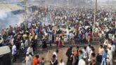 কক্সবাজারে অগ্নিকাণ্ডে ৪৫ হাজার রোহিঙ্গা  আশ্রয়স্থল  হারিয়েছে