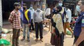 মৌলভীবাজারে স্বাস্থ্যবিধি মানছেনা বেশির ভাগ মানুষ