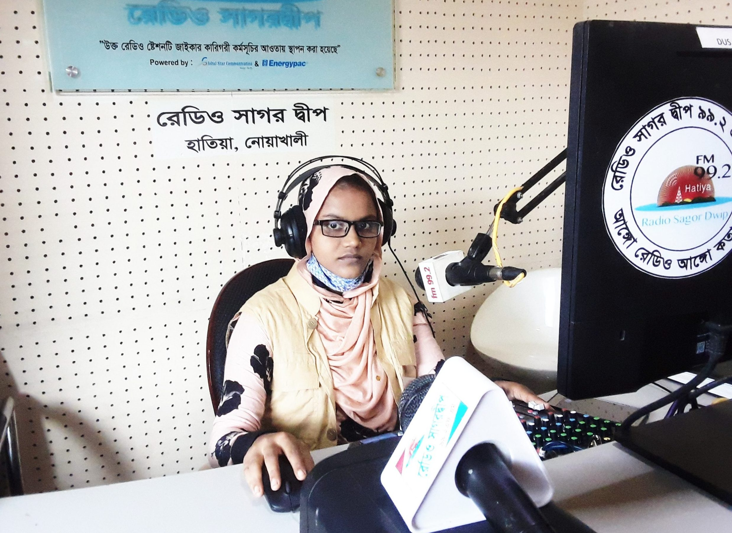 Community Radios Observed  World DayAgainst Trafficking in Persons
